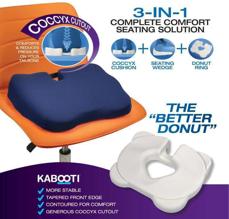 Donut Seat Cushion Sidroc